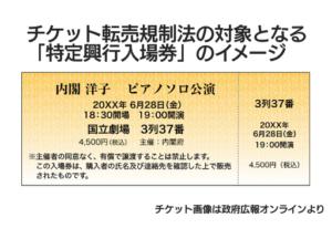 2019/6/14施行・チケット不正転売禁止法! チケット転売サイトは壊滅したのか見に行った!